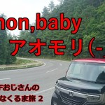 【N-BOXくるま旅】RED ROOFおじさんの自由気まま東北くるま旅 爆走移動編