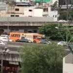 [バンコク旅行記] Tขบวนเสด็จพิธีเปิดอุทยานราชภักดิ์ Thailand Royal Motorcade in Bangkok. タイ王国 王室の車列。