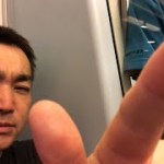 【バンコク・チェンマイ男ひとり旅】町からスワンナプーム空港に到着