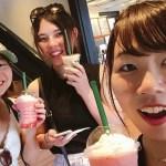女子3人旅行!!スタバが綺麗すぎた!?#1鹿児島観光編