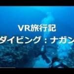 VR旅行記~沖縄ダイビング:ナガンヌ南~