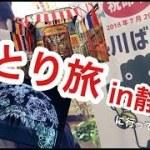【ひとり旅】静岡へ行ってきました!~熱川バナナワニ園、まぼろし博覧会~