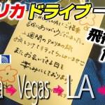 ANA&ユナイテッド航空でアリゾナへ!15時間の空の旅!【11日間アメリカ旅行記🇺🇸①】