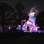 東京ディズニーランドその3エレクトリカルパレード【関東旅行その7】