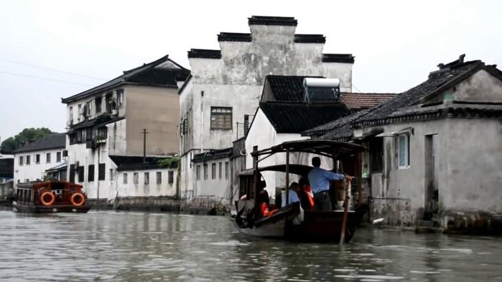 旅行記:(中国)3つのハイアットホテルに泊まる 上海 蘇州 無錫 4日間