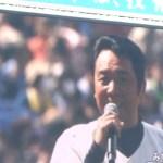 """山本譲二""""みちのくひとり旅""""@ 横浜スタジアム MAR.21,2019"""