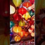 AYUMI on TikTok- HOIAN  #ベトナム旅行#世界遺産#ホイアン#ランタン祭り