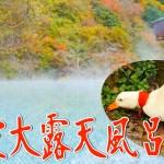 【温泉】屋上天空大露天風呂とは?【天成園(神奈川県)】