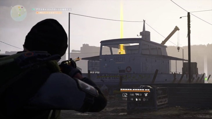 #60 【The Division 2】 アラフォー男のワシントンDCひとり旅 【PS4】