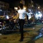 パキスタン旅行, D5 Pakistan trip! パキスタン料理や夜のバザール!Lahore, Islamabad, India border