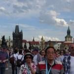 おっさん1人海外ボンビー旅行!【チェコ】プラハのオールドタウンを散策 6/21 [2019]