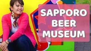 【北海道旅行】サッポロビール博物館に行ってきたわけさぁ~♪大好きなビールとジンギスカンも食べて大満足★ #021