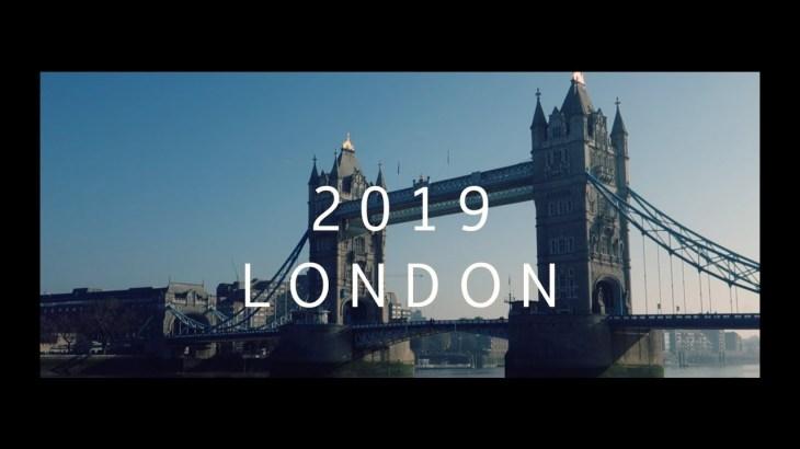 【ひとり旅】LONDON 2019 /ロンドン 2019 trip