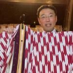 北海道 函館旅行 ブライダル・ロケフォトの後に 和服の袴姿で観光衣装体験