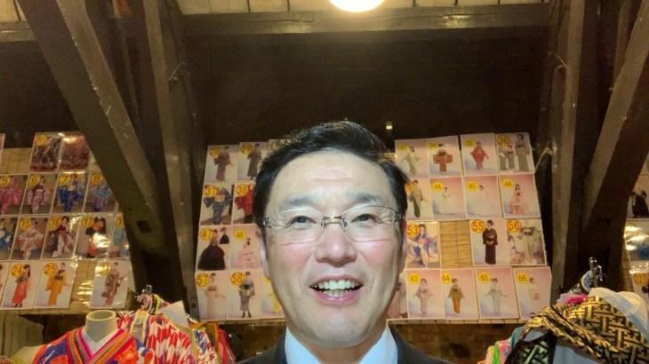 北海道 函館旅行 小学生の衣装体験があまりにも可愛らしくて感動して、カップルさんもドレスアップ体験