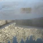 朝の貸切露天風呂 @ 松之山温泉 山の森のホテル ふくずみ