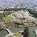 【旅エイター】桜前線『五稜郭公園②』 北海道函館市