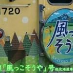 北海道遠征 宗谷本線「風っこそうや」号他北海道車両撮影