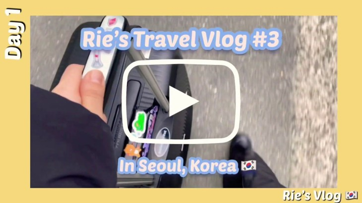 【Vlog】韓国親子旅🇰🇷#1 (韓国旅行 /ソウル /親子旅 / 女子旅 / Seoul /trip to seoul / shopping / 明洞 / 江南 / ミョンドン / カンナム )