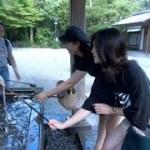 女子の鎌倉旅行