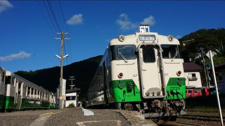 日本一周JR在来線乗り継ぎの旅②近畿・中部・関東・東北