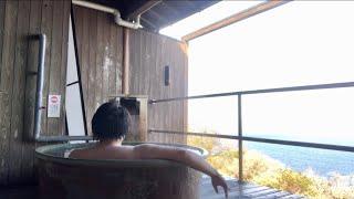 マニアが通う貸し切り露天風呂で極上の癒しを求めた日
