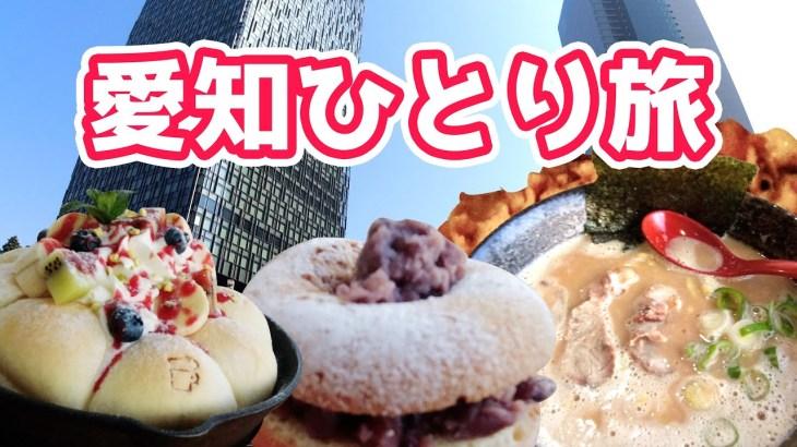 【愛知ひとり旅】名古屋〜犬山グルメ/21歳にして初めての大都会名古屋