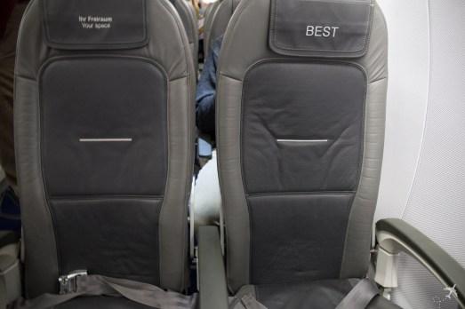 Eurowings Sitze CRJ-900
