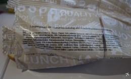 Inhaltsstoffe des Smart-Snacks mit Truthahn