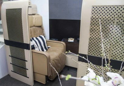 Etihad Airways First Class