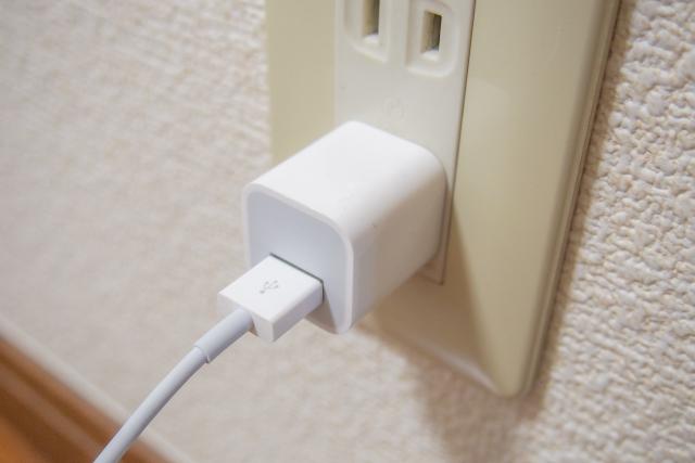 iPhone 充電器ケーブル 断線