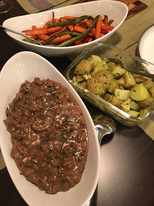 Beef Stroganoff - From Russia With Love - Travel Eat Cook