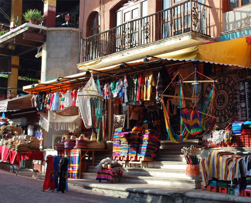 Traveling with a disability is tough, but Travel-for-All can help. Mexico's Fifth Avenue is teeming with colors and activity