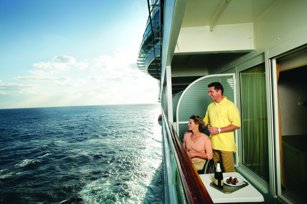Let the accessibility specialists at Travel for All make your cruise wheelchair accessible!