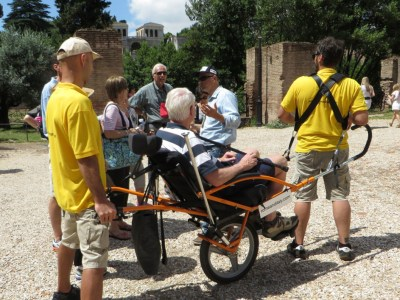 Accessible Rome & the Colosseum