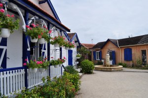 Cap ferret village