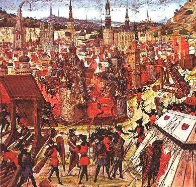 Взятие Иерусами крестоносцами