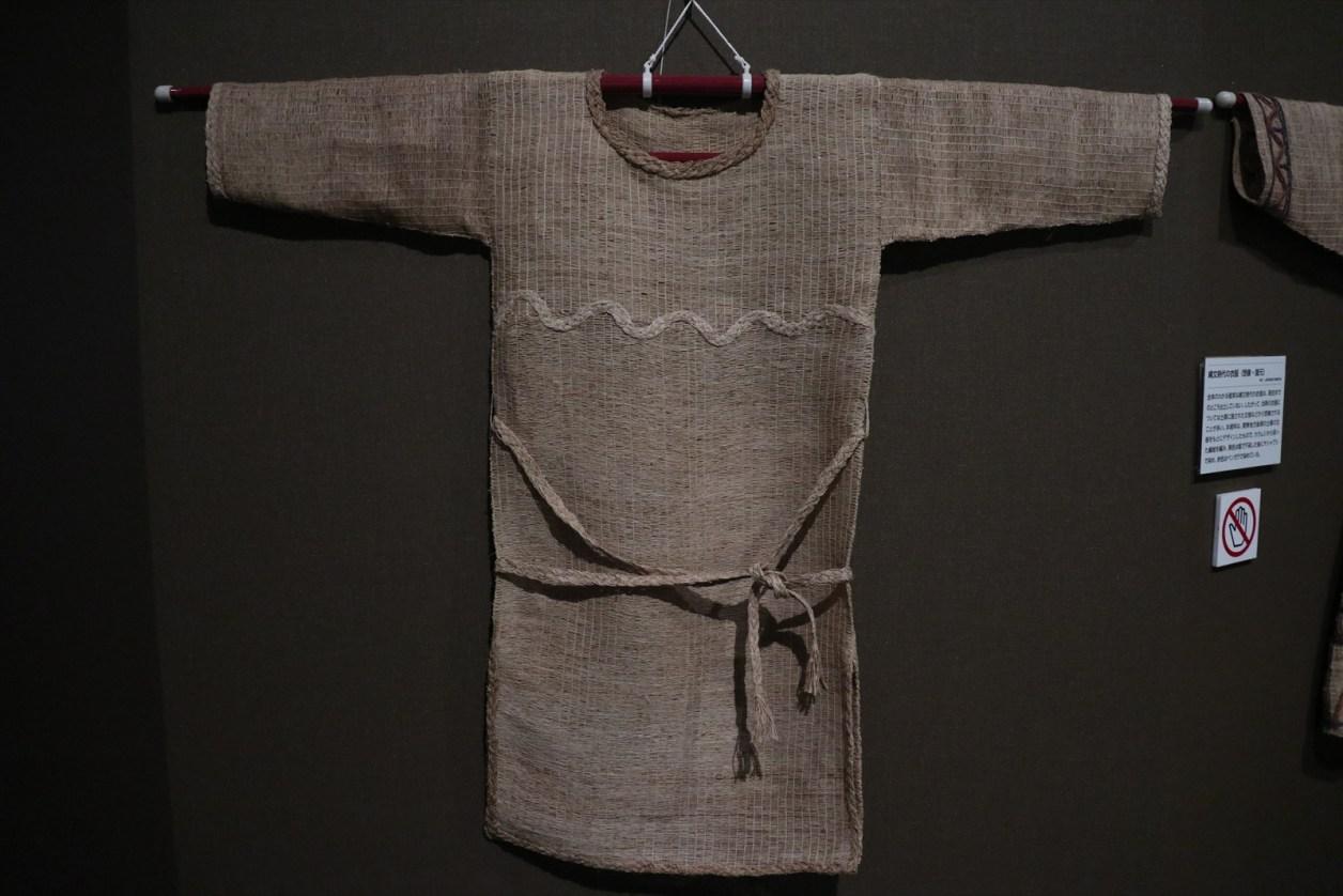 縄文人の服