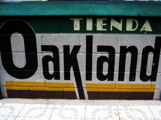 Tienda Oakland