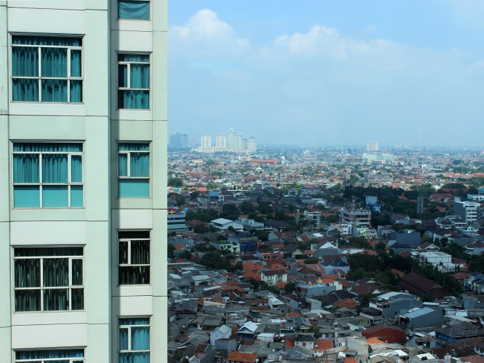 view of jakarta