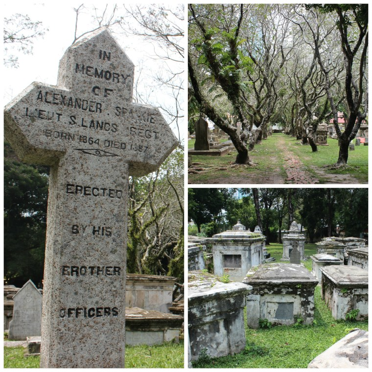 The Old Protestant Cemetery - Penang, Malaysia