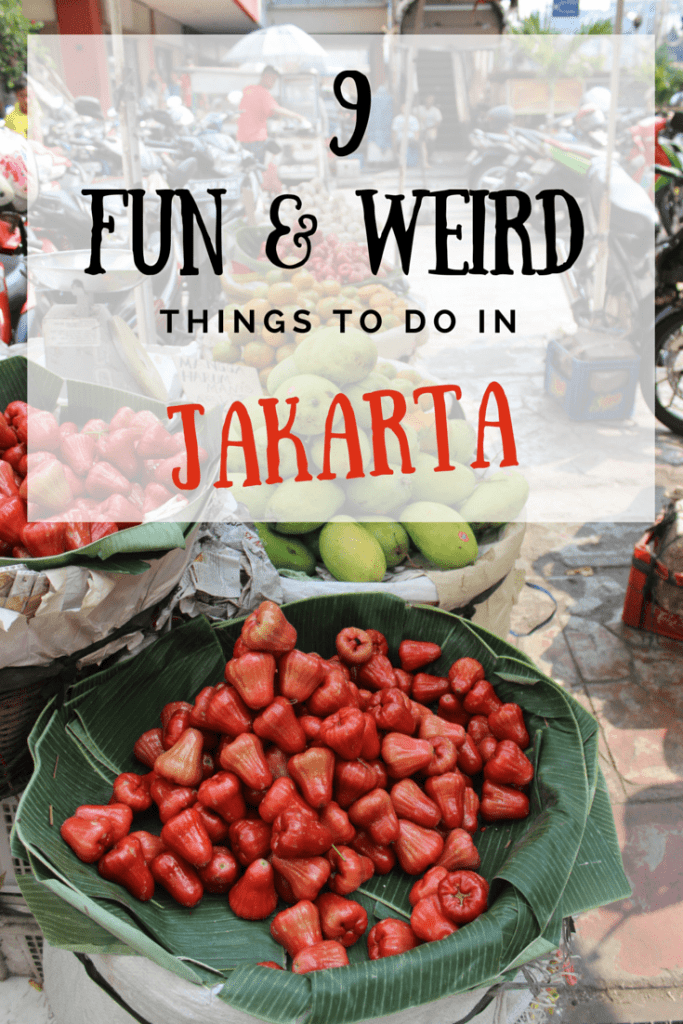 9 Fun & Weird Things to do in Jakarta - Travel Lush