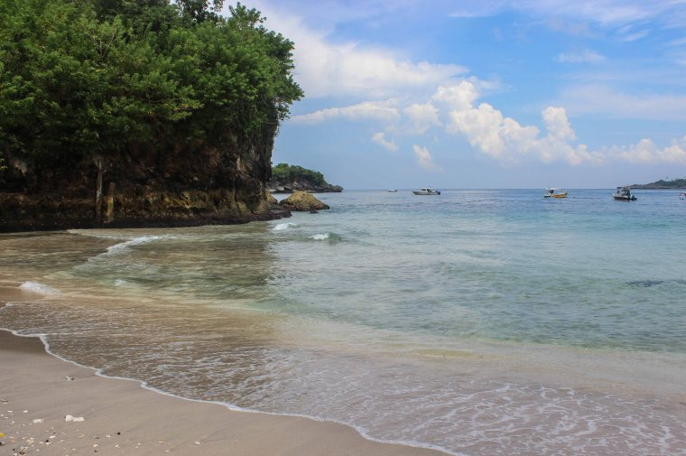 Finding the Authentic Bali on Nusa Penida