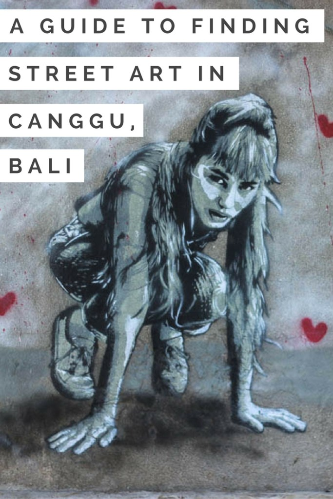 A Guide to Finding Street Art in Canggu - Travel Lush