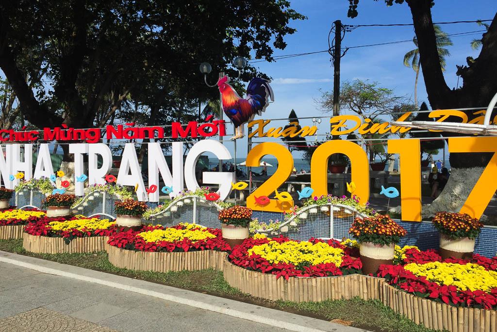 Nha Trang During Tet 2017