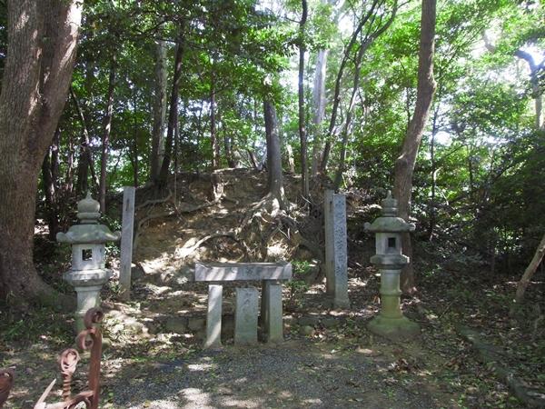 小野妹子墓 陵墓
