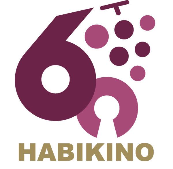 羽曳野市市制施行60周年ロゴ