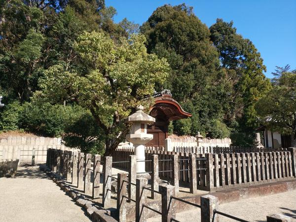 聖徳太子 墓 叡福寺