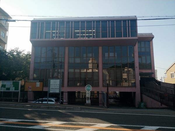 藤井寺市役所・支所図書コーナー