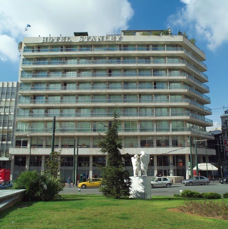 Αποτέλεσμα εικόνας για stanley hotel αθηνα